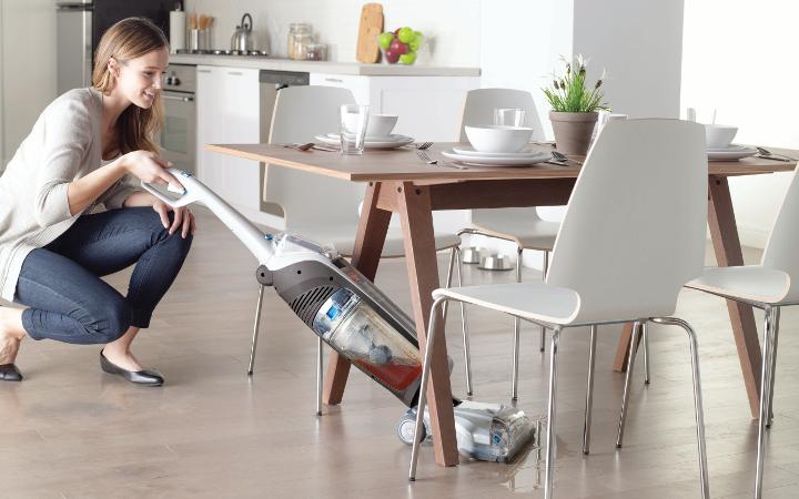 Čističe kobercov a tvrdej podlahy